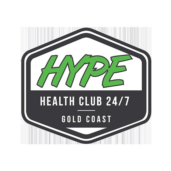 Hype Health Club logo